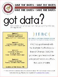 got data? - Download the IEBC sessions flyer as a PDF here
