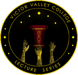 Victor Valley College Lecture Series logo