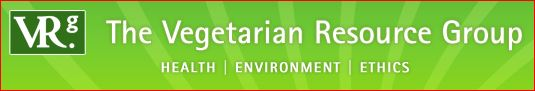 Vegetarian Resource Group - logo