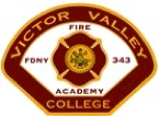 VVC Fire Academy Patch