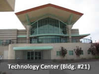 Technology Center - view from the front