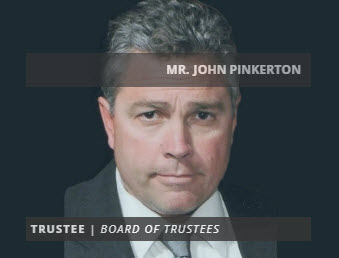 John Pinkerton - Trustee