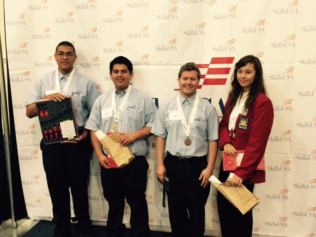SkillsUSA State Champions - photo